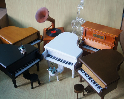 Musical Music Box